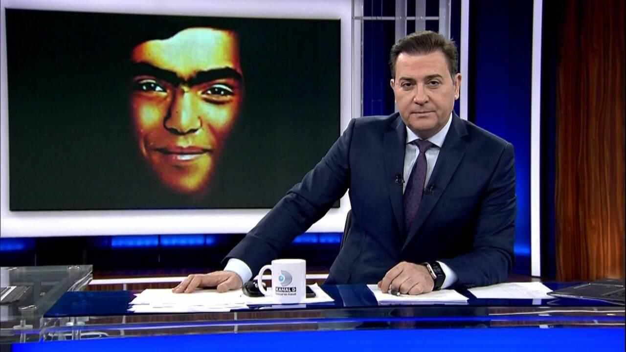 Ahmet Hakan'la Kanal D Haber - 11.03.2017