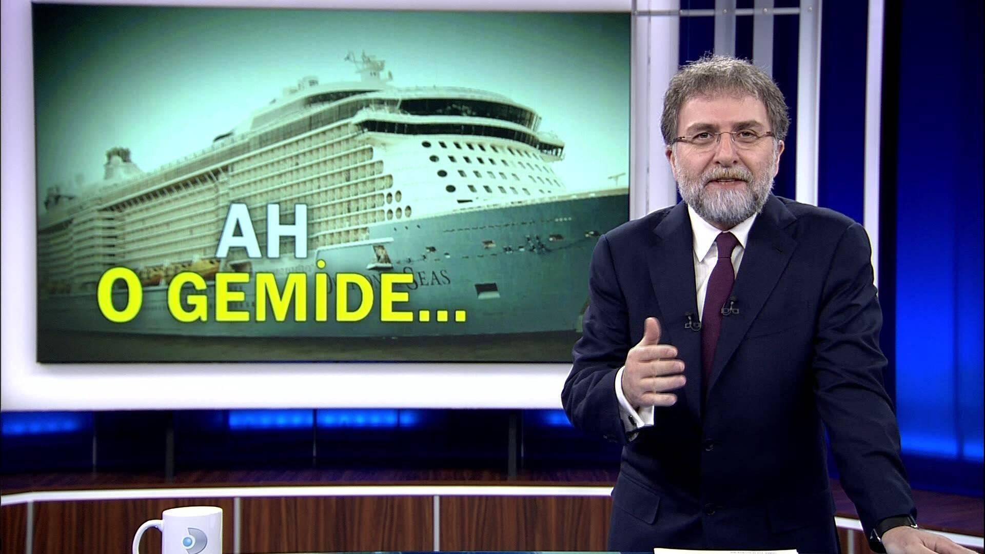 Ahmet Hakan'la Kanal D Haber - 13.03.2017