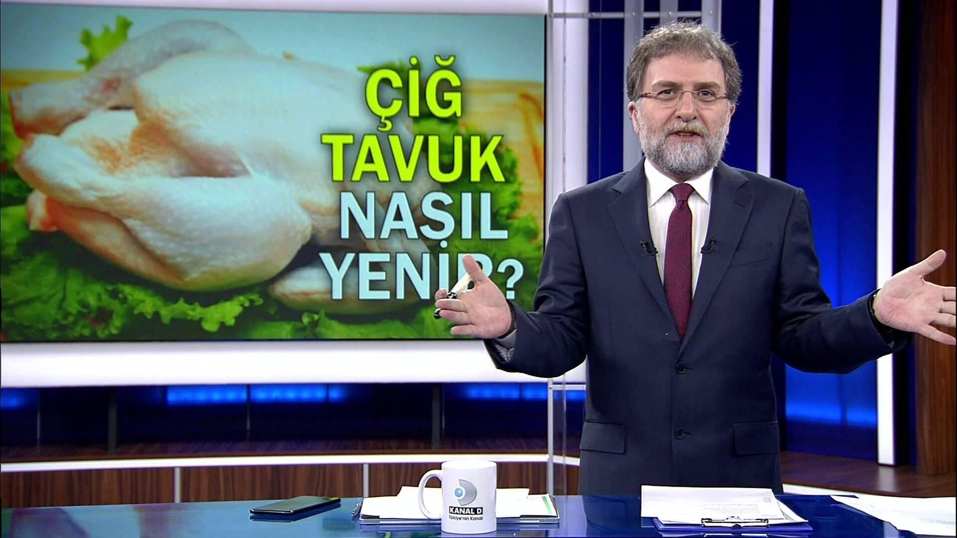 Ahmet Hakan'la Kanal D Haber - 14.03.2017