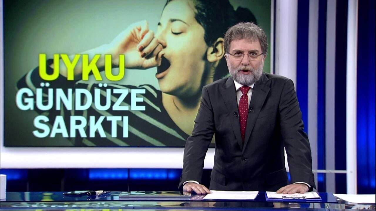 Ahmet Hakan'la Kanal D Haber - 15.03.2017