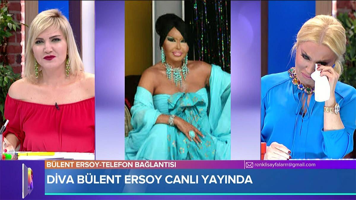 Bülent Ersoy ve Lerzan Mutlu canlı yayında yüzleşti!