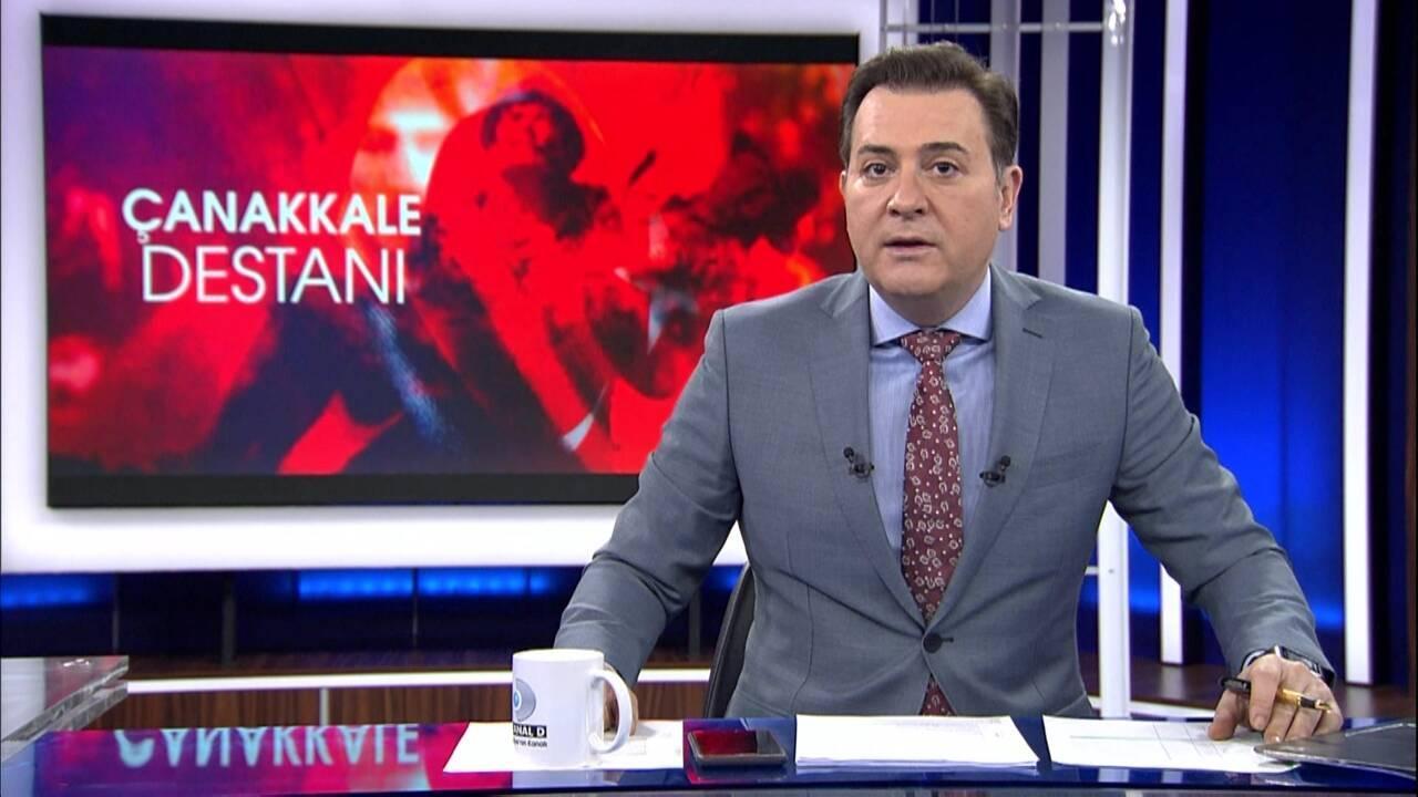 Ahmet Hakan'la Kanal D Haber - 18.03.2017