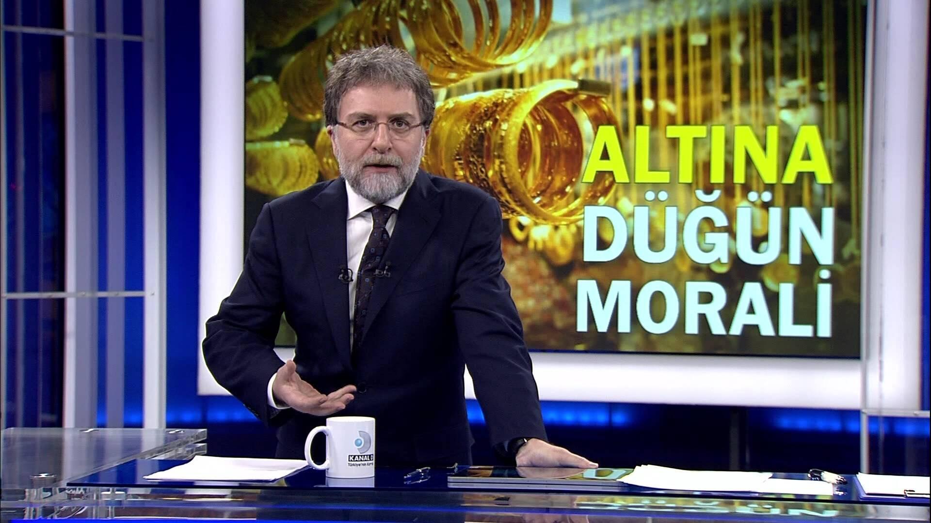 Ahmet Hakan'la Kanal D Haber - 20.03.2017