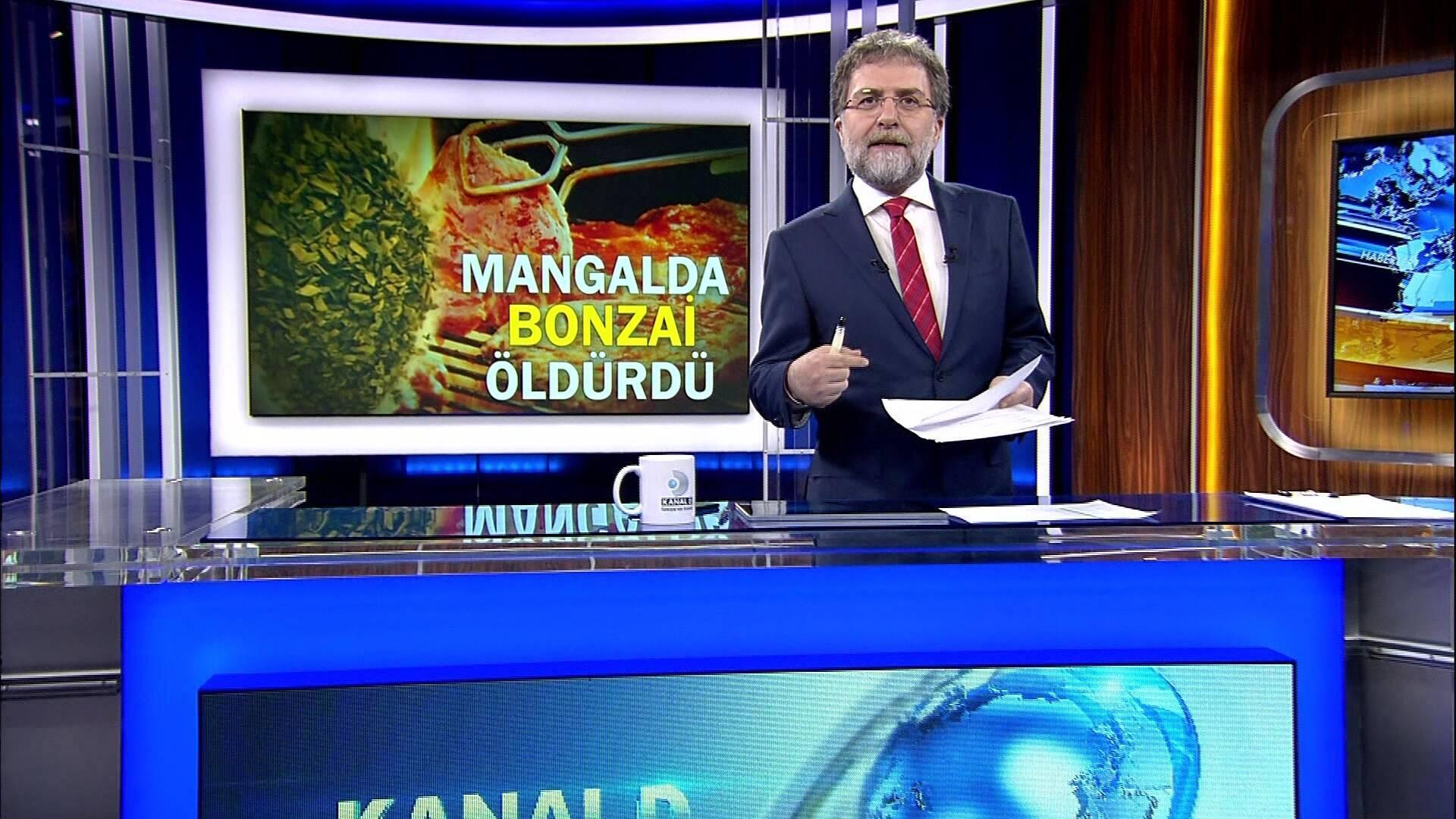 Ahmet Hakan'la Kanal D Haber - 22.03.2017