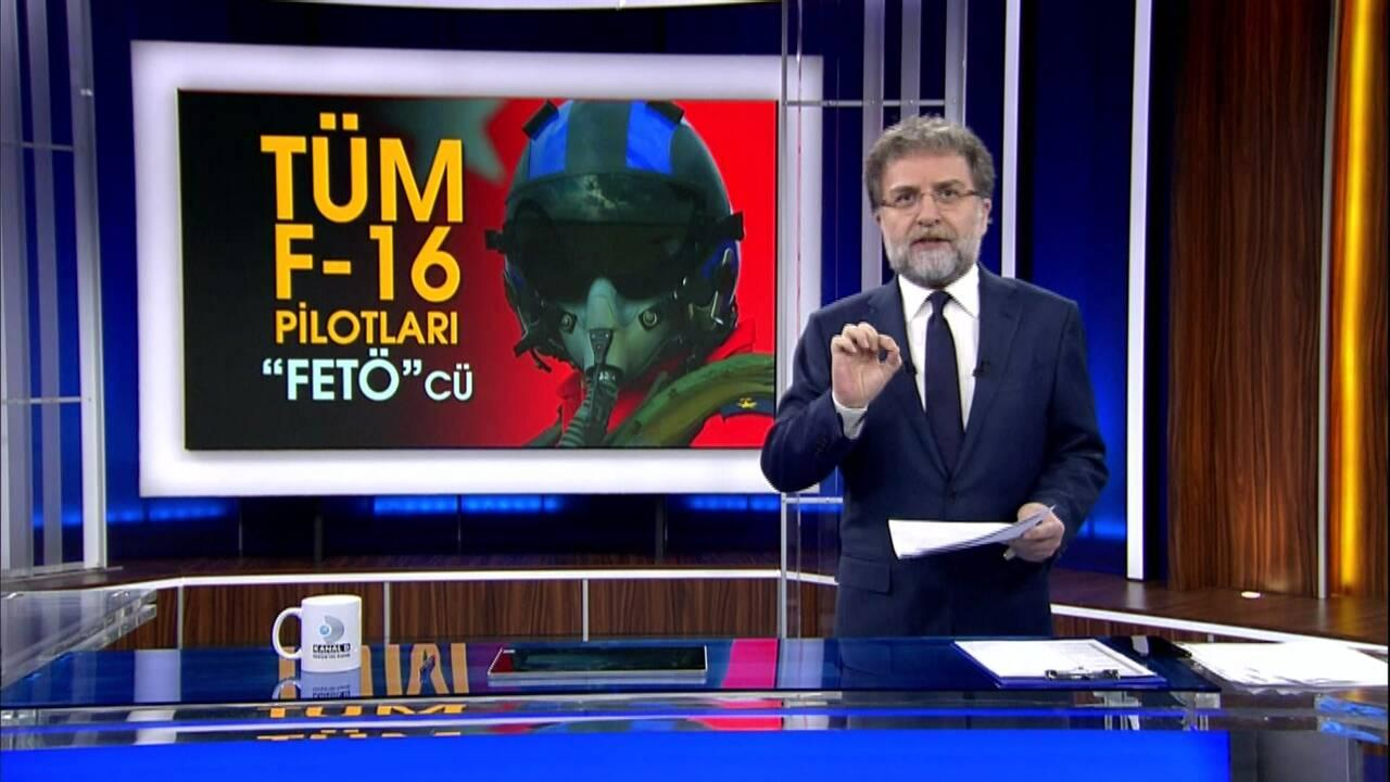 Ahmet Hakan'la Kanal D Haber - 23.03.2017