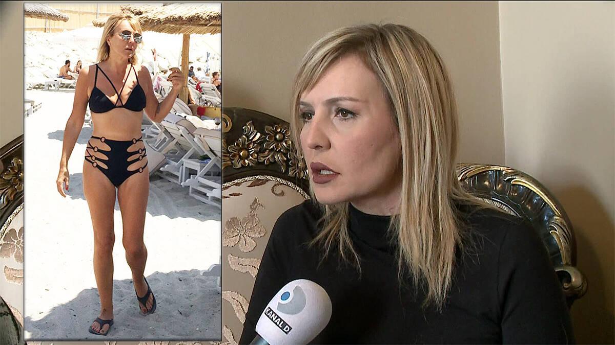 Seda Akgül bikinili pozları için ne dedi?