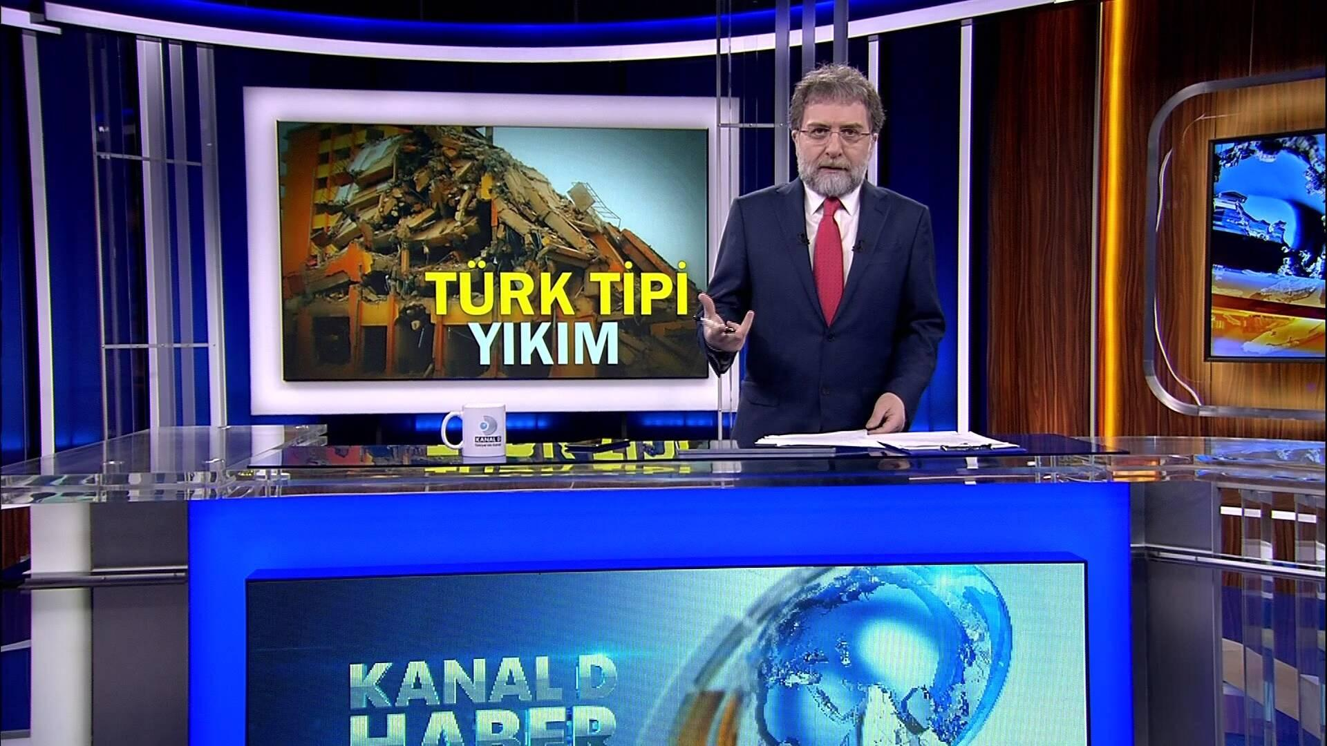 Ahmet Hakan'la Kanal D Haber - 27.03.2017