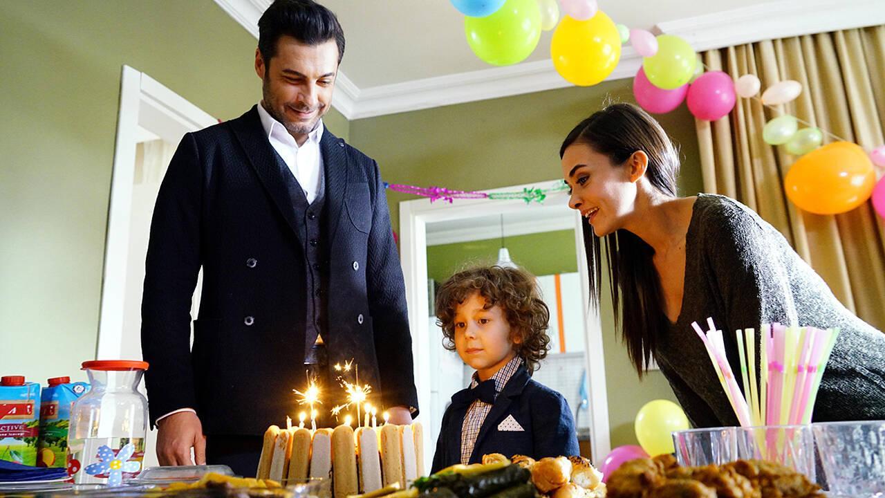 Çınar'a sürpriz doğum günü!