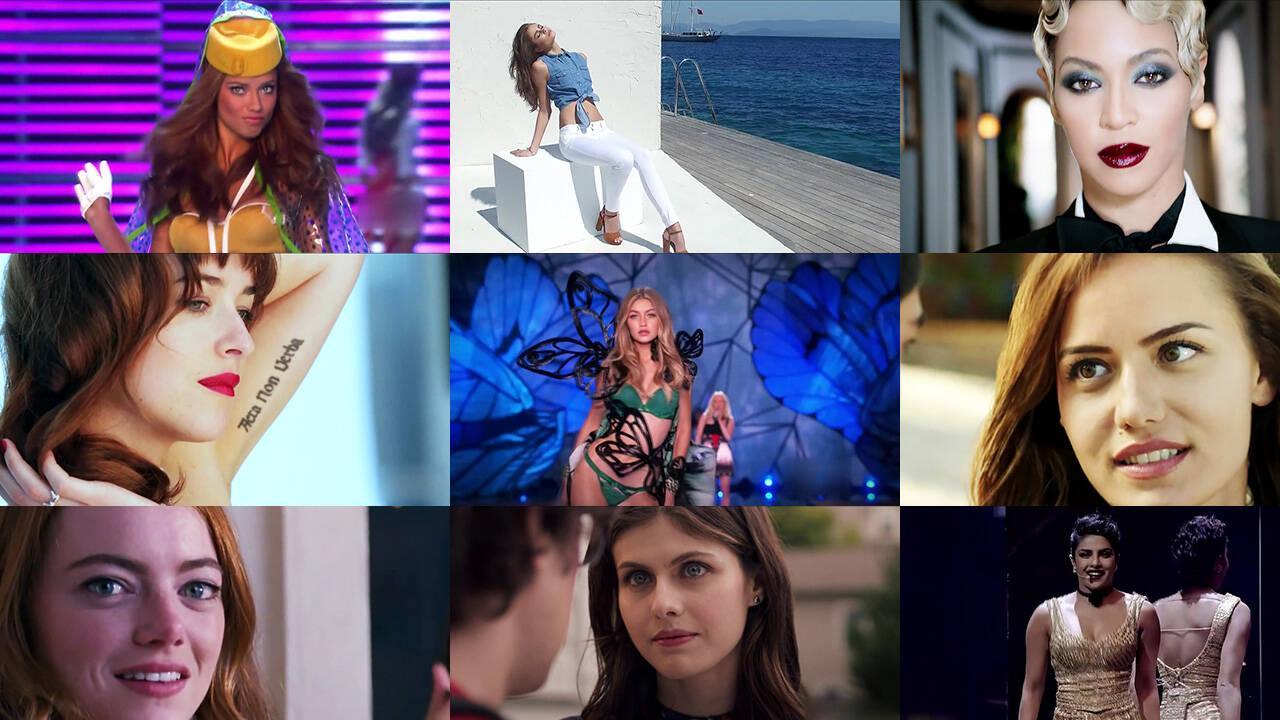 Dünyanın en güzel kadınları seçildi!