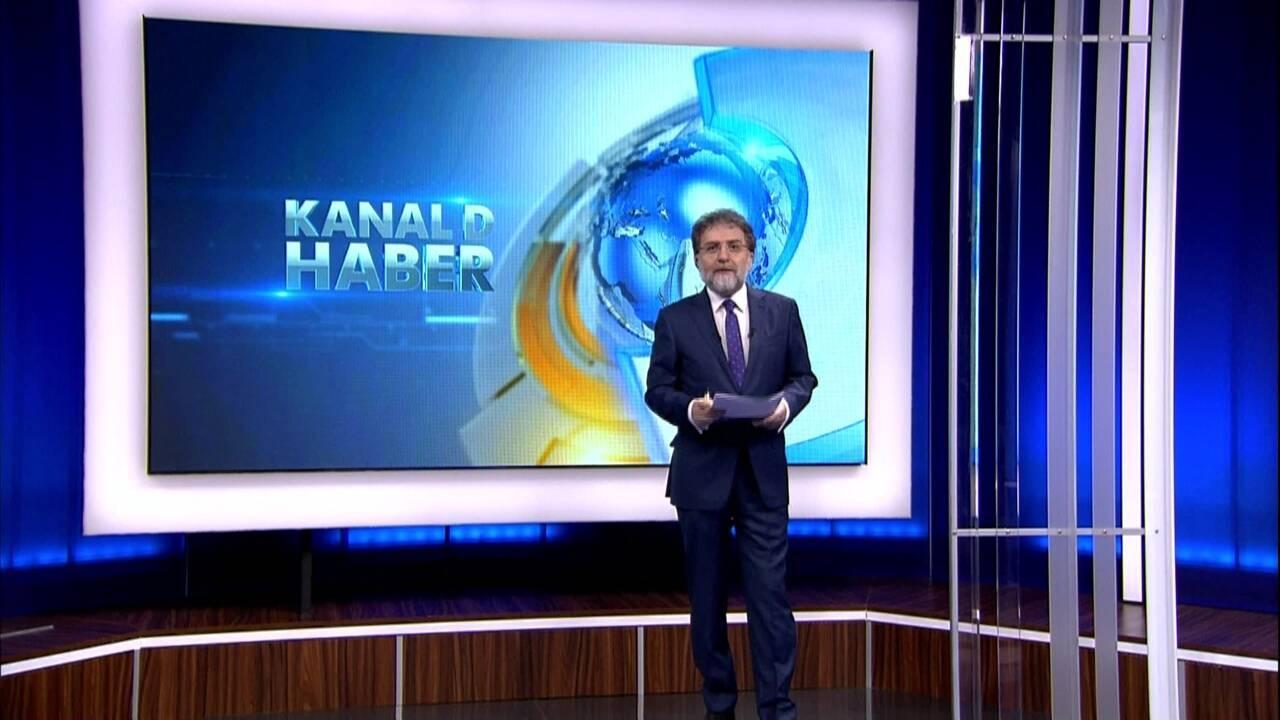 Ahmet Hakan'la Kanal D Haber - 12.04.2017