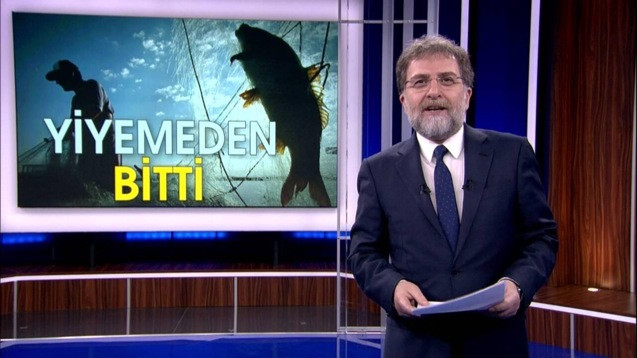 Ahmet Hakan'la Kanal D Haber - 14.04.2017