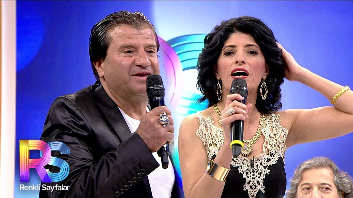 Fenomen gelin Songül ve eşi Hüseyin'den canlı performanslar!
