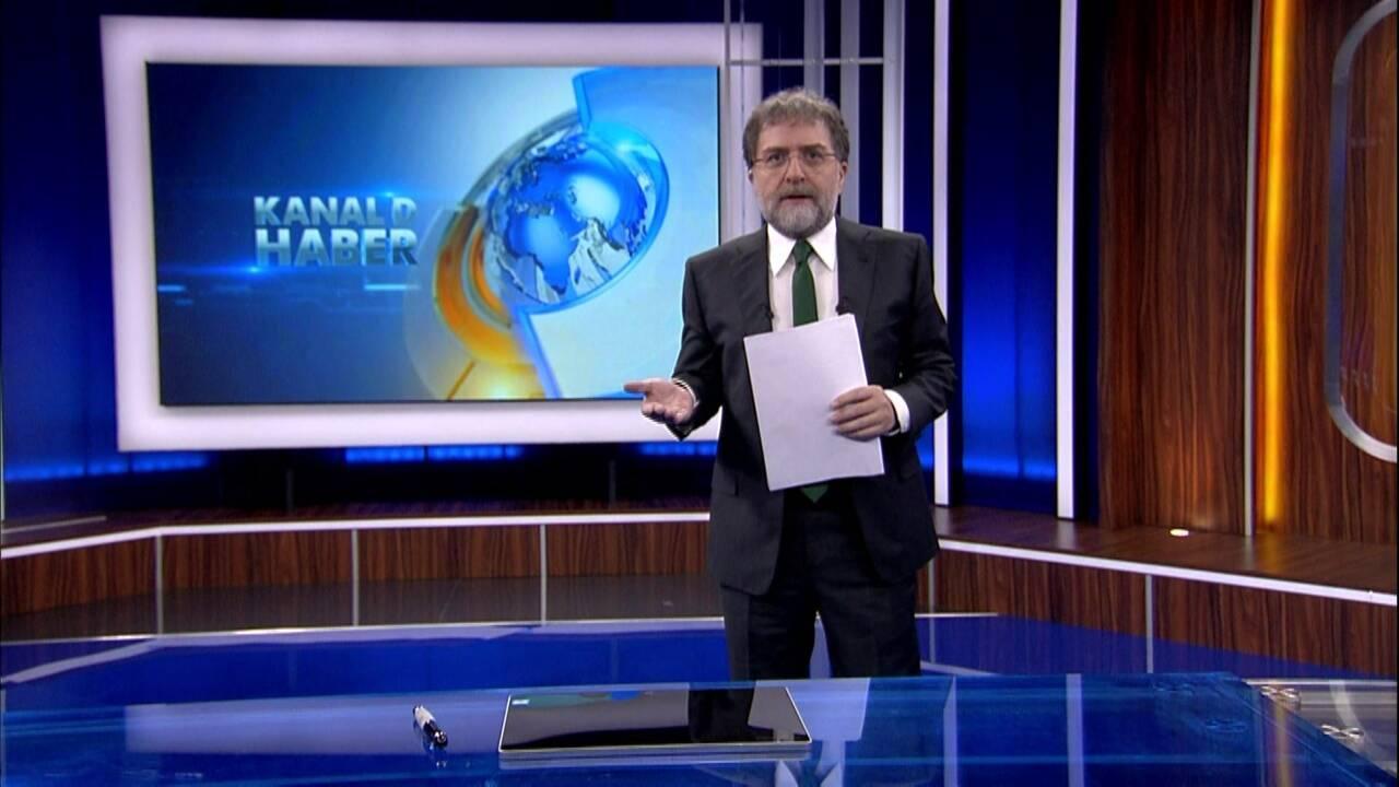Ahmet Hakan'la Kanal D Haber - 20.04.2017