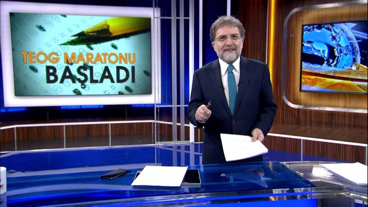 Ahmet Hakan'la Kanal D Haber - 26.04.2017