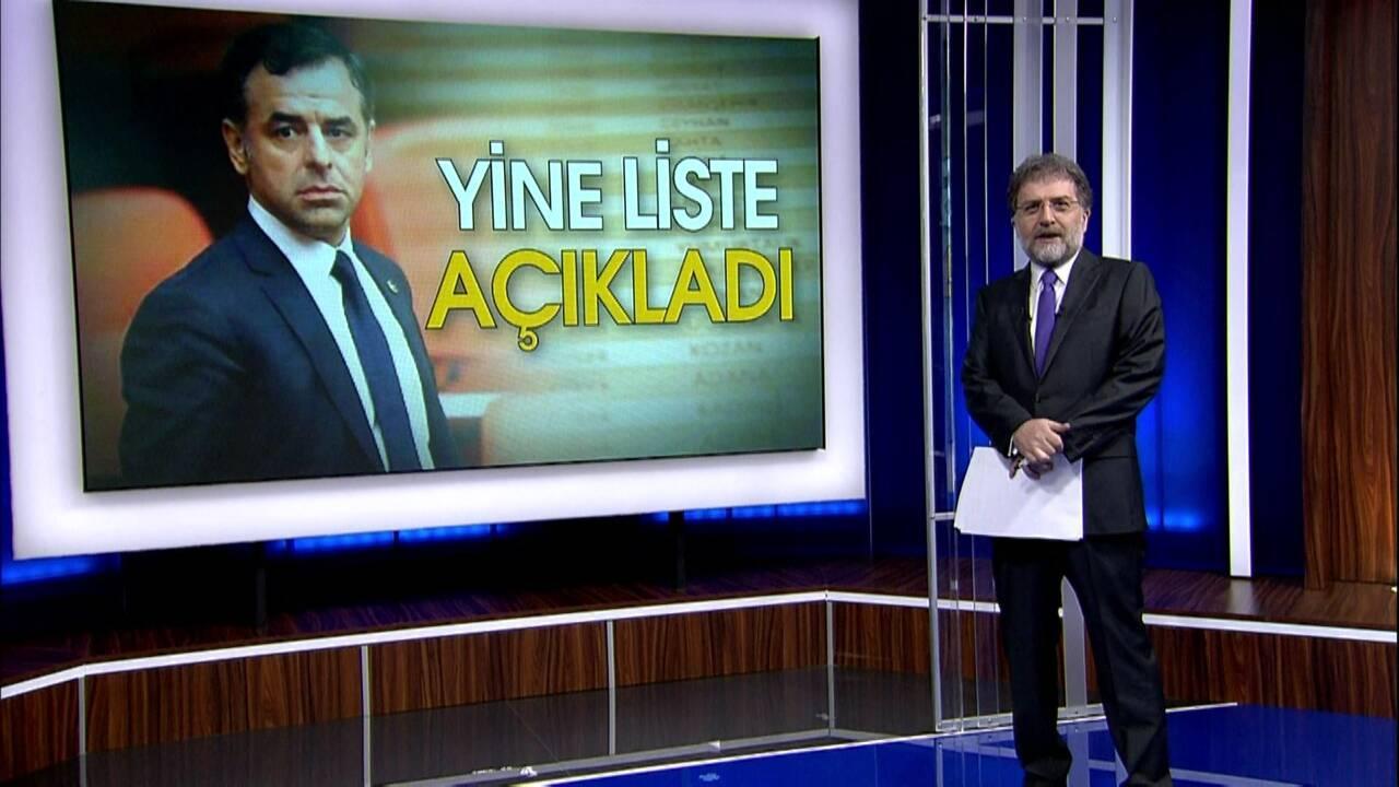 Ahmet Hakan'la Kanal D Haber - 03.05.2017