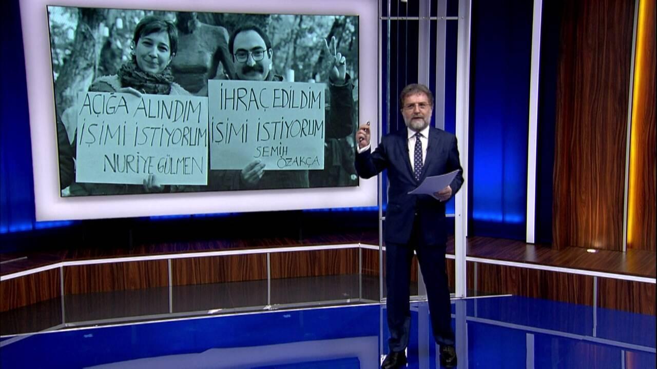 Ahmet Hakan'la Kanal D Haber - 09.05.2017