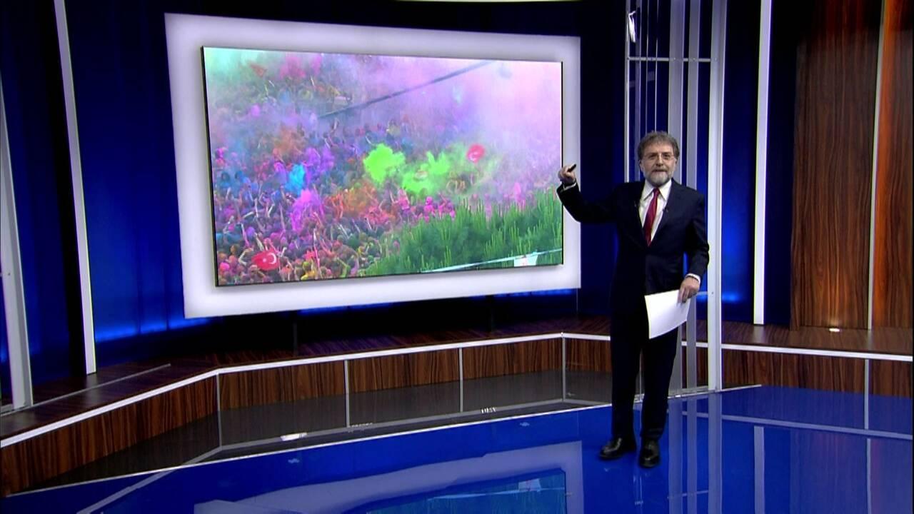 Ahmet Hakan'la Kanal D Haber - 16.05.2017