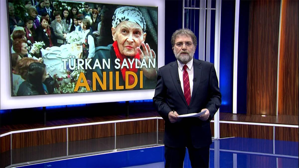 Ahmet Hakan'la Kanal D Haber - 19.05.2017