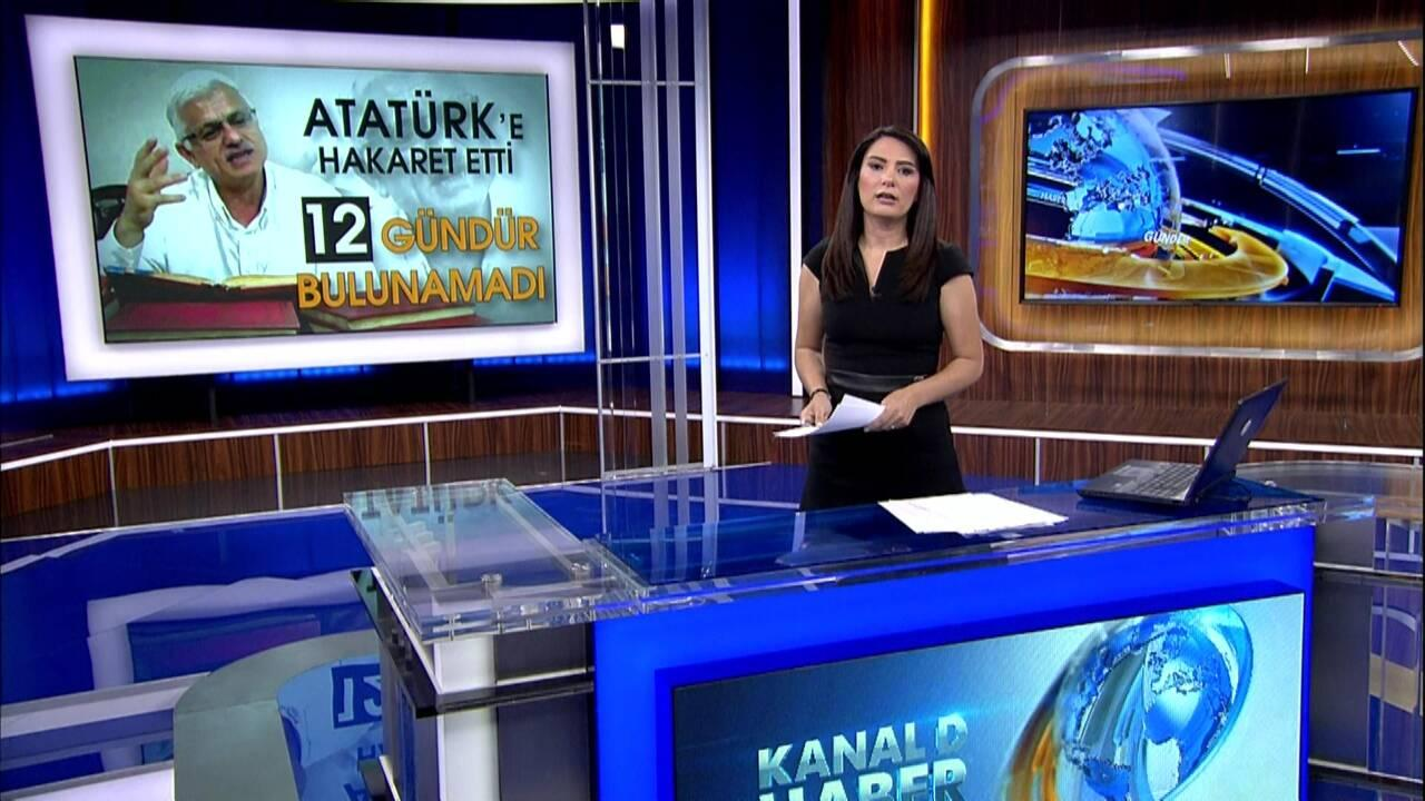 Ahmet Hakan'la Kanal D Haber - 20.05.2017