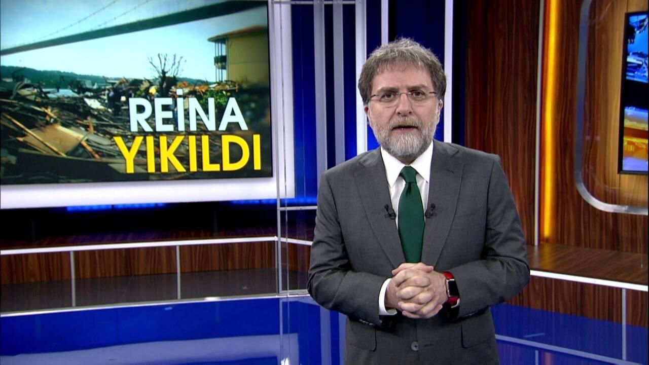 Ahmet Hakan'la Kanal D Haber - 22.05.2017