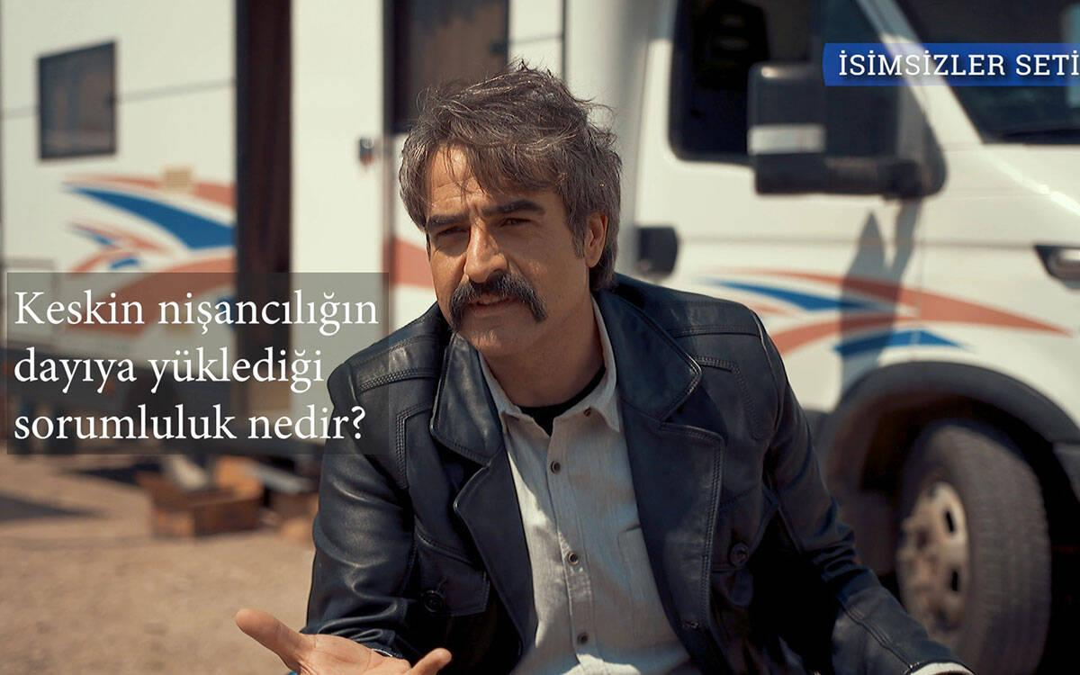 İsimsizler'in Dayı'sı, Bülent Alkış'la Özel Röportaj