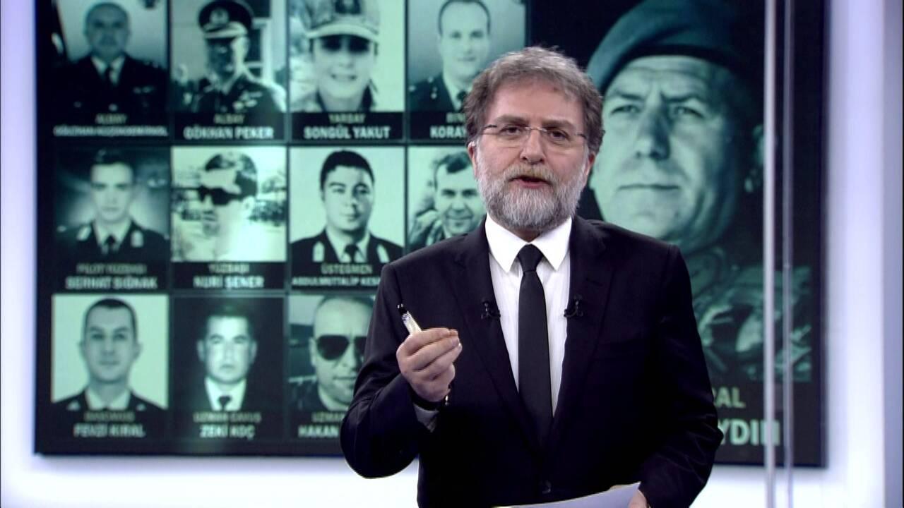 Ahmet Hakan'la Kanal D Haber - 01.06.2017