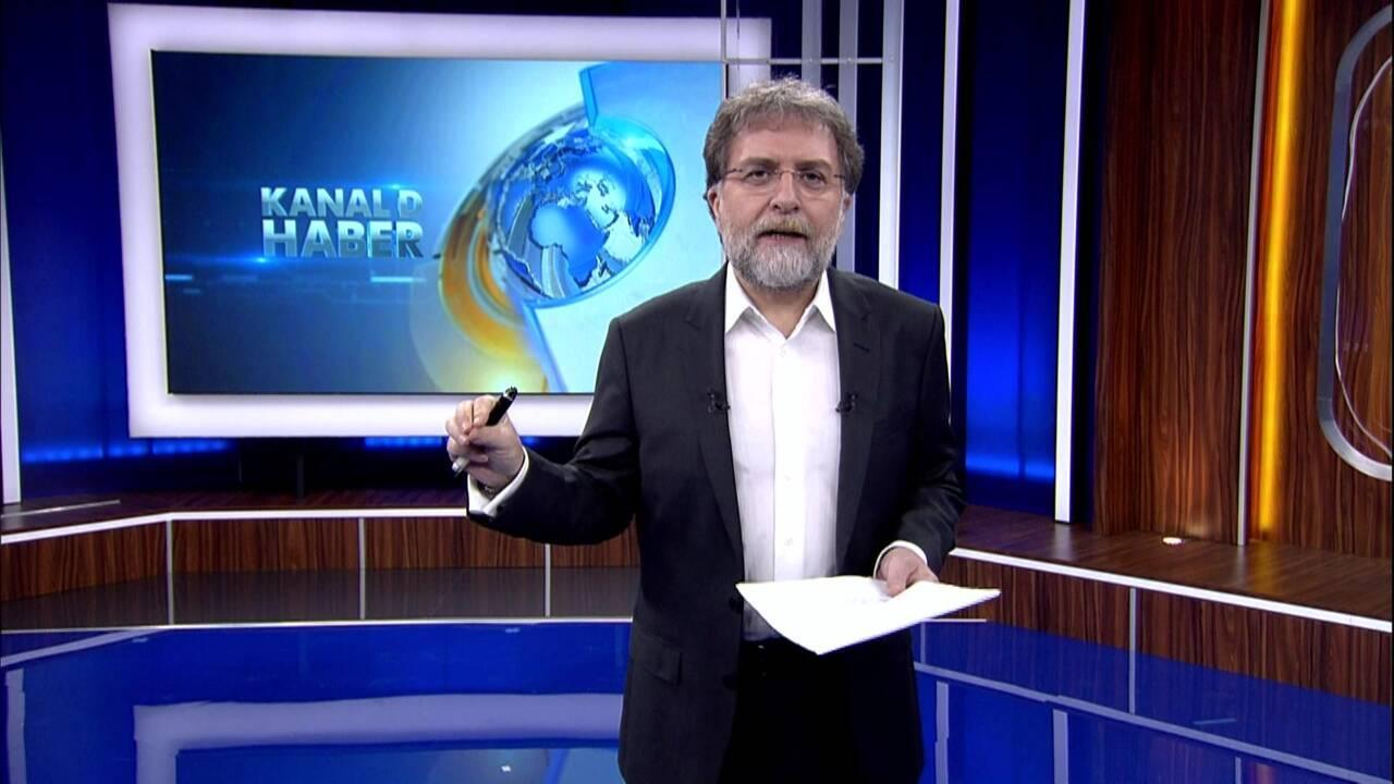 Ahmet Hakan'la Kanal D Haber - 02.06.2017