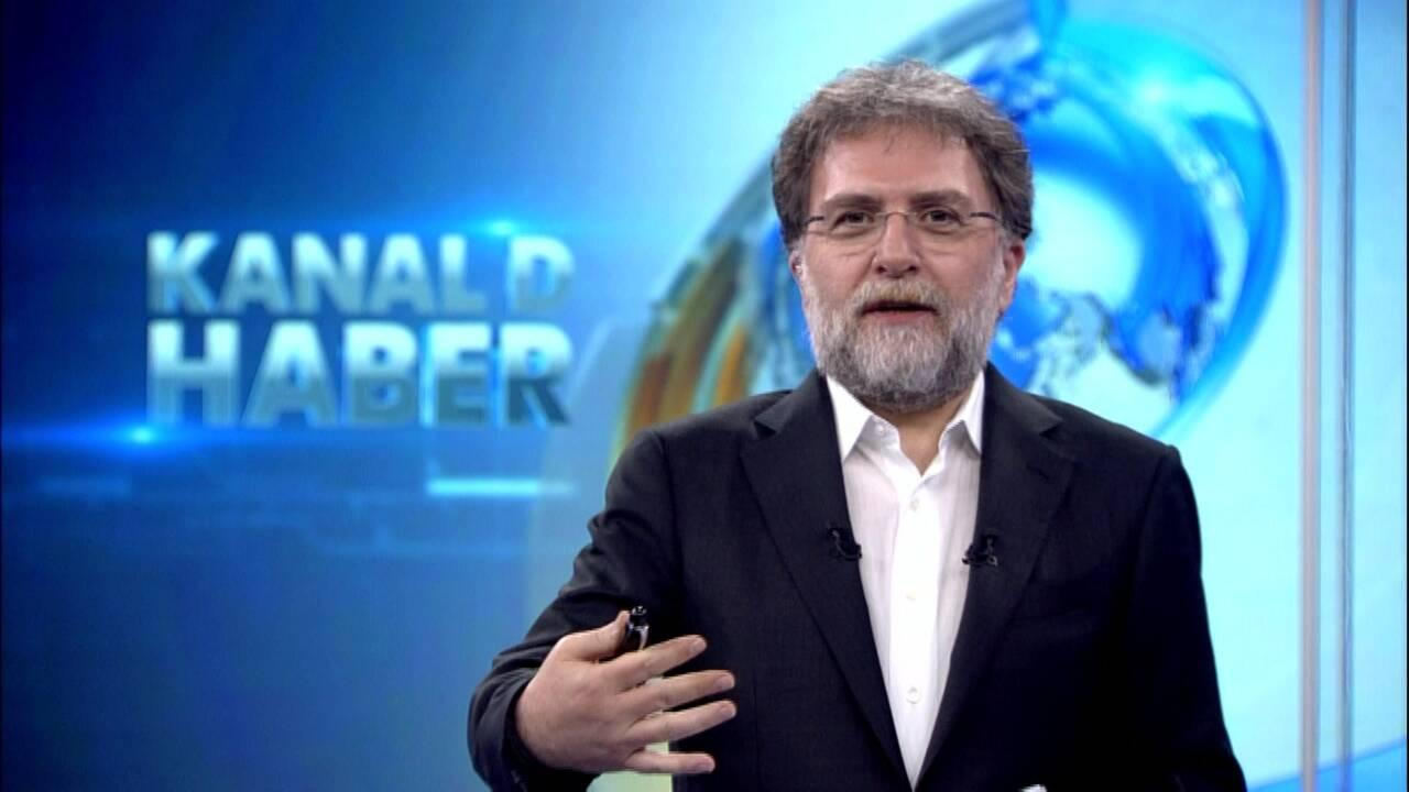 Ahmet Hakan'la Kanal D Haber - 14.06.2017
