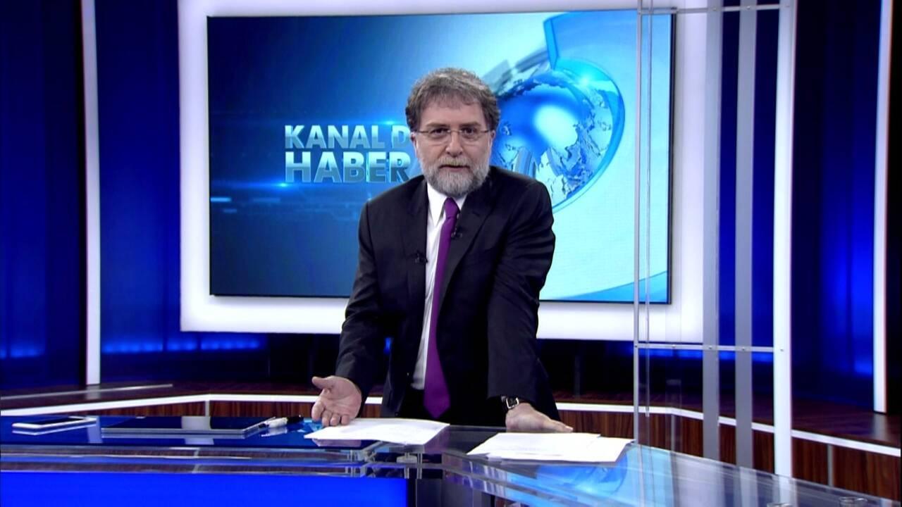 Ahmet Hakan'la Kanal D Haber - 16.06.2017