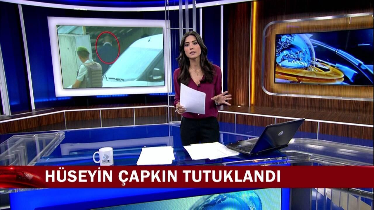 Ahmet Hakan'la Kanal D Haber - 17.06.2017