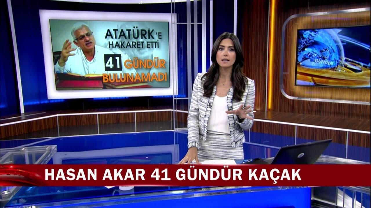 Ahmet Hakan'la Kanal D Haber - 18.06.2017