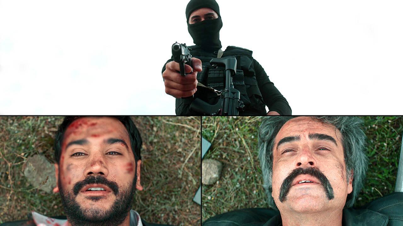 Fatih ve Dayı'nın bulunduğu helikopter düşüyor!