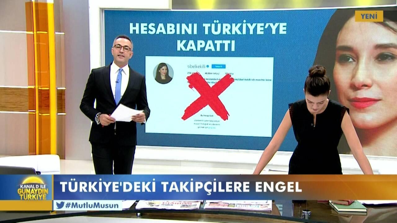 Kanal D ile Günaydın Türkiye - 13.09.2017