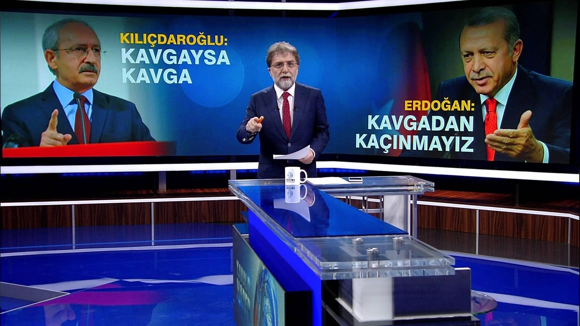 Ahmet Hakan'la Kanal D Haber - 13.09.2017