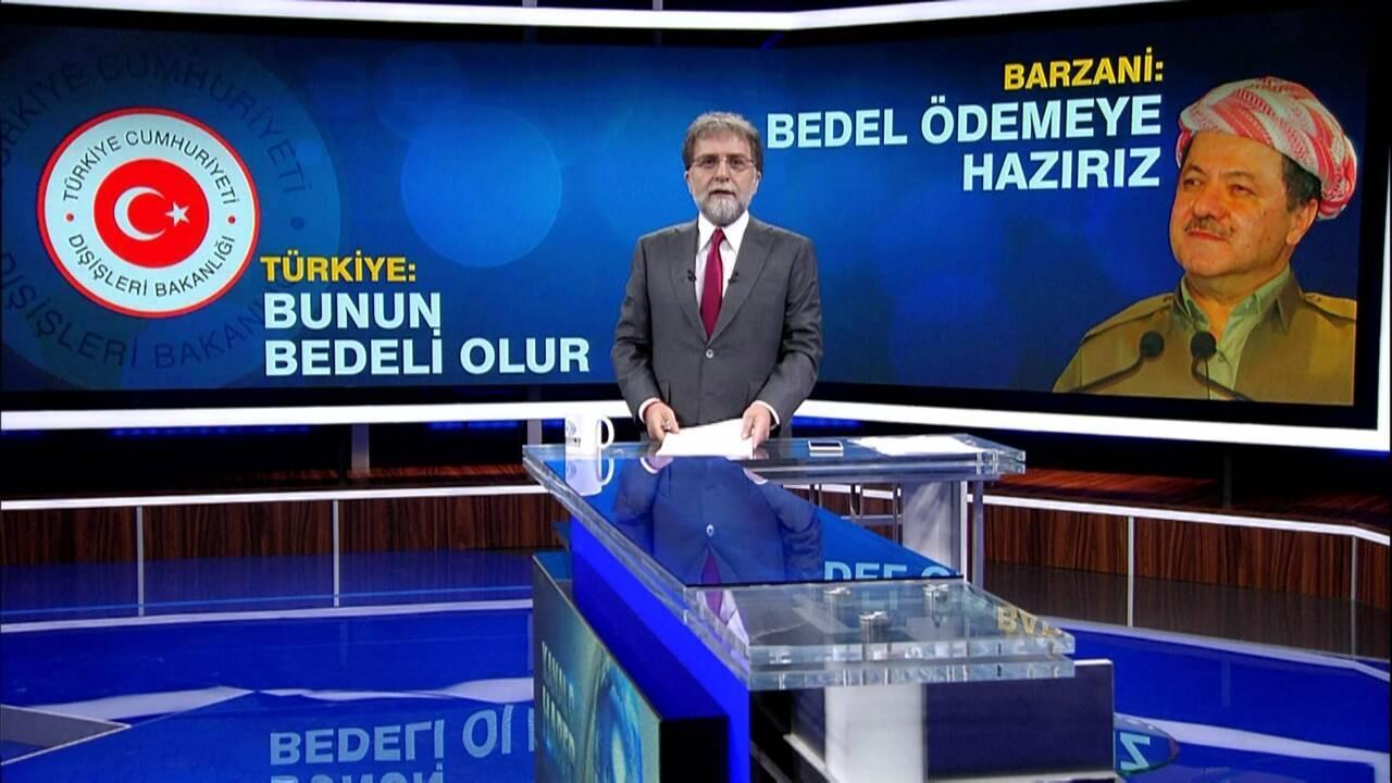 Ahmet Hakan'la Kanal D Haber - 14.09.2017