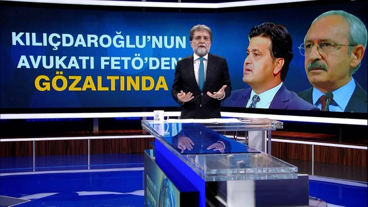 Ahmet Hakan'la Kanal D Haber - 15.09.2017