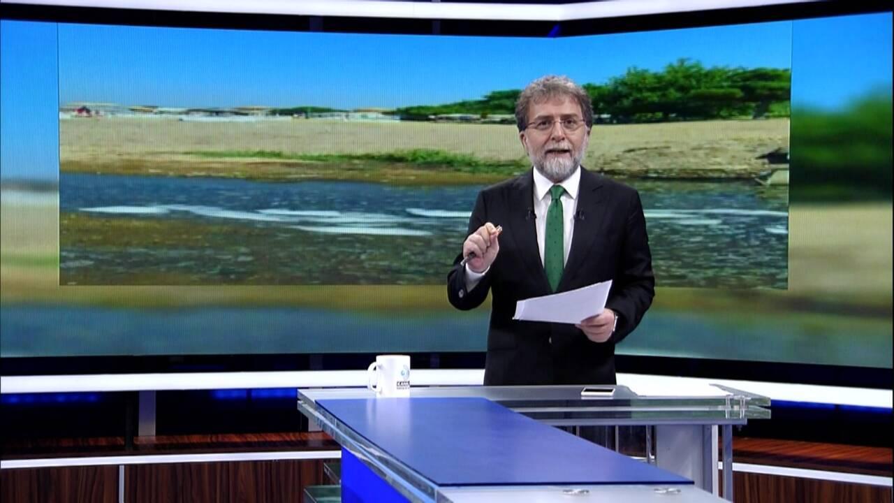 Ahmet Hakan'la Kanal D Haber - 21.09.2017