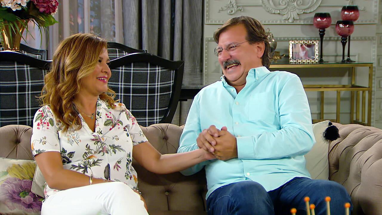 Mutlu evlilik testinin galibi Gönül ile Tuna!