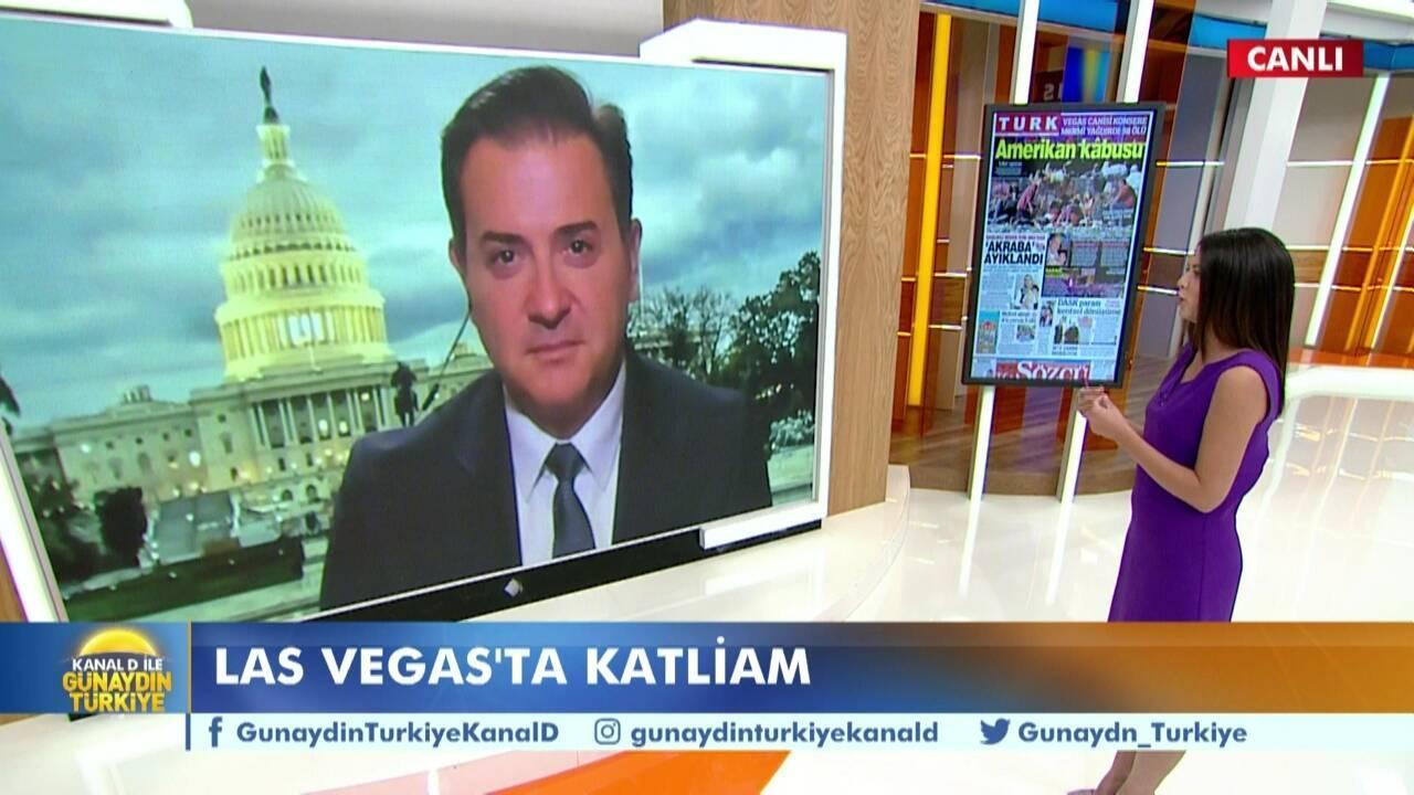 Kanal D ile Günaydın Türkiye - 03.10.2017