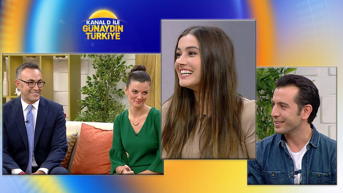 Sevda Erginci ve Ali İl, Günaydın Türkiye'nin konuğu oldu!
