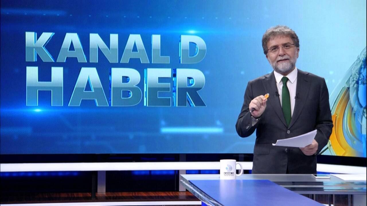 Ahmet Hakan'la Kanal D Haber - 12.10.2017
