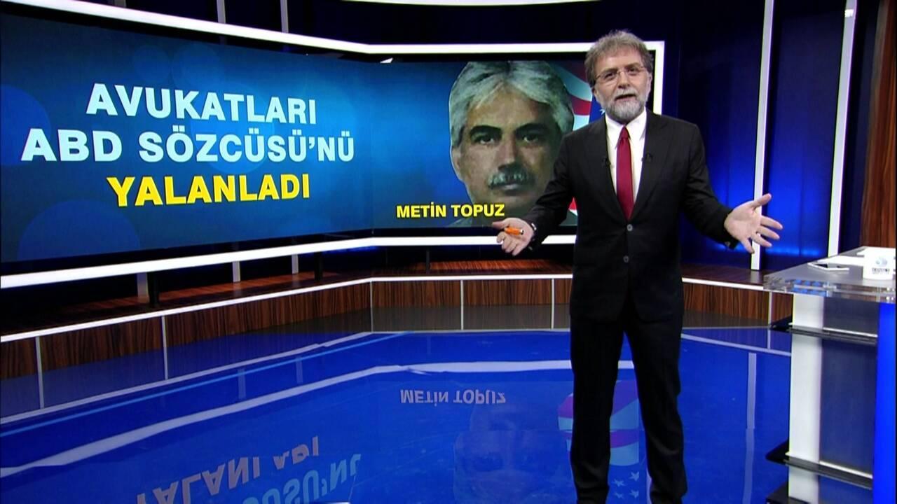 Ahmet Hakan'la Kanal D Haber - 13.10.2017