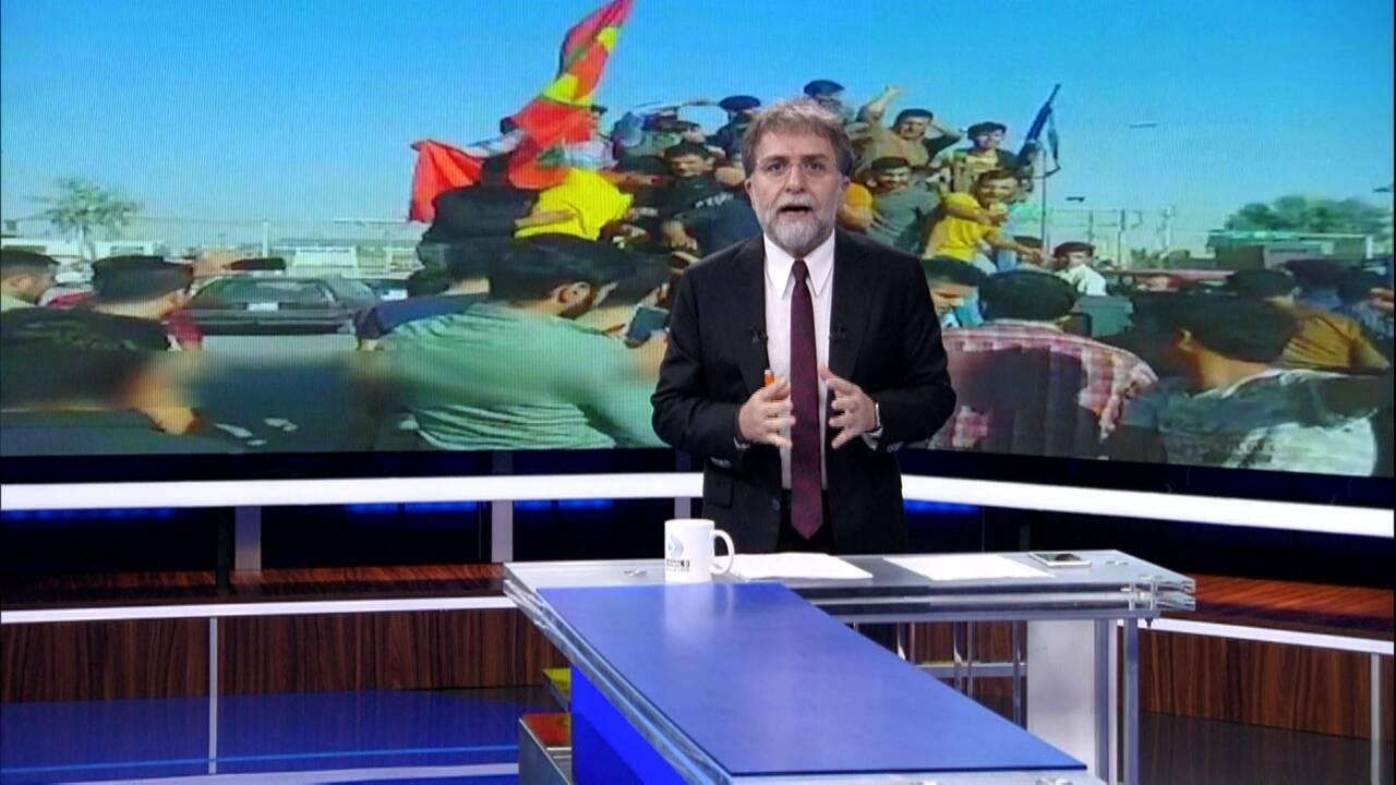 Ahmet Hakan'la Kanal D Haber - 16.10.2017