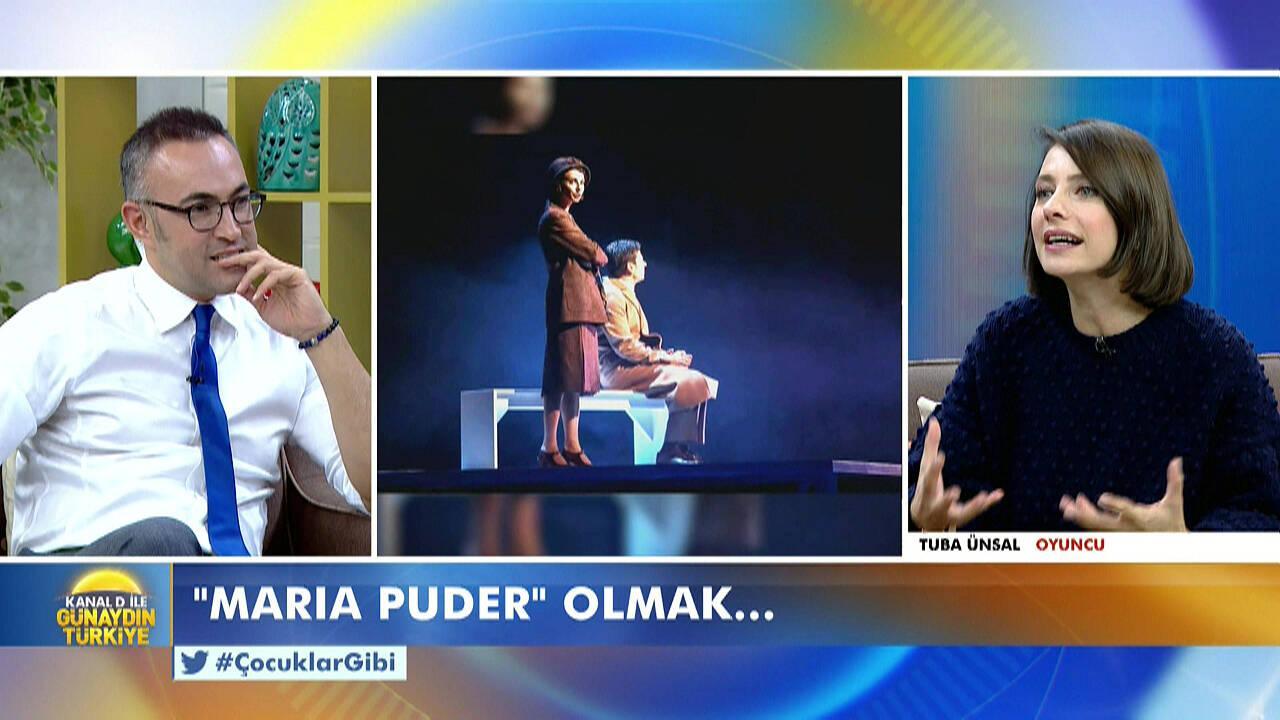 Kanal D ile Günaydın Türkiye - 17.10.2017
