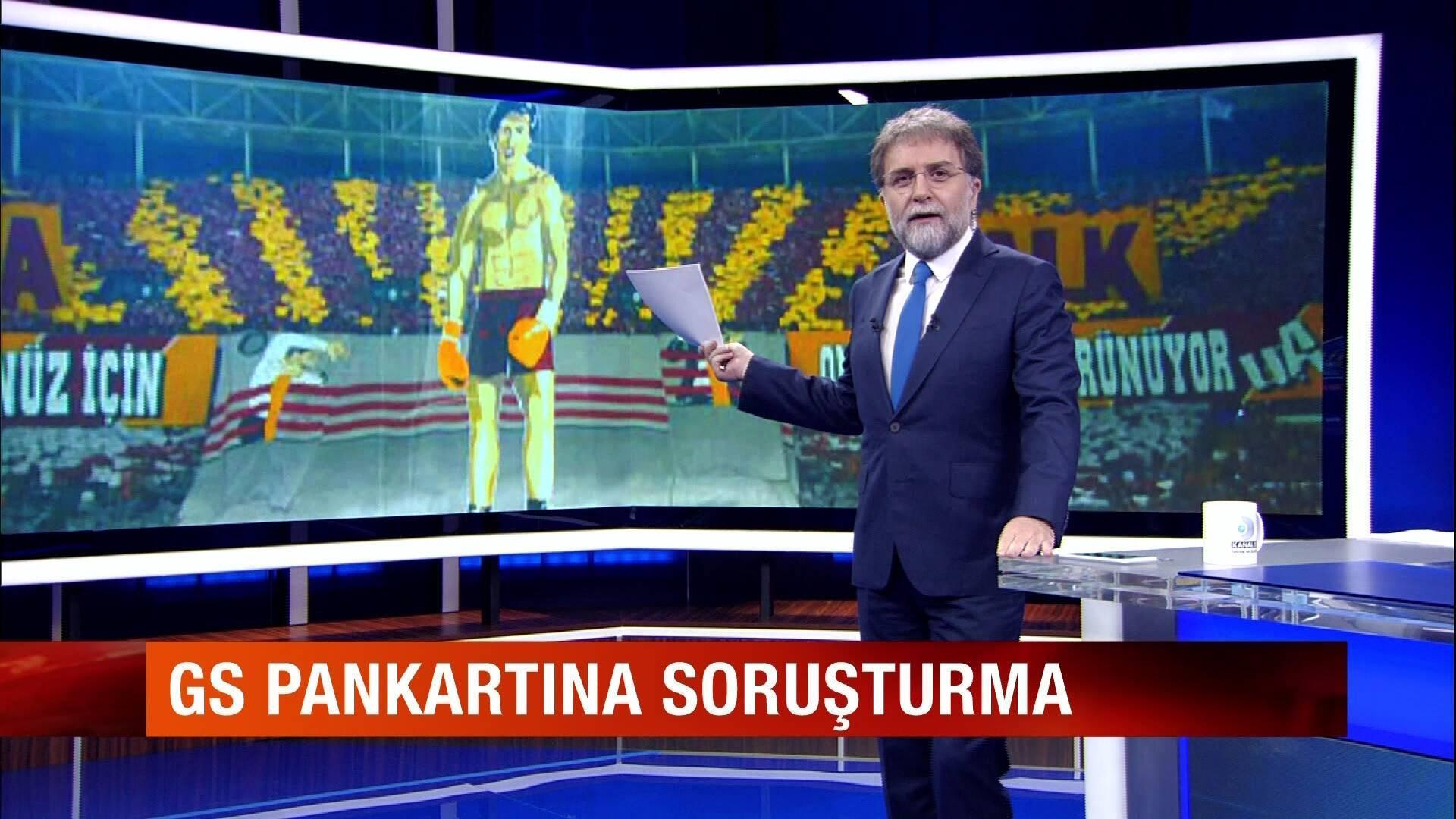 Ahmet Hakan'la Kanal D Haber - 23.10.2017