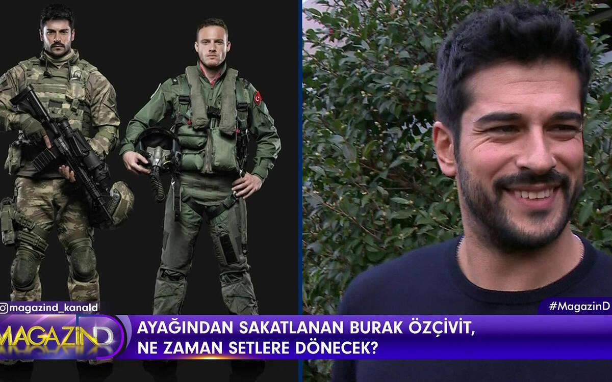 Burak Özçivit'ten sürpriz haber!