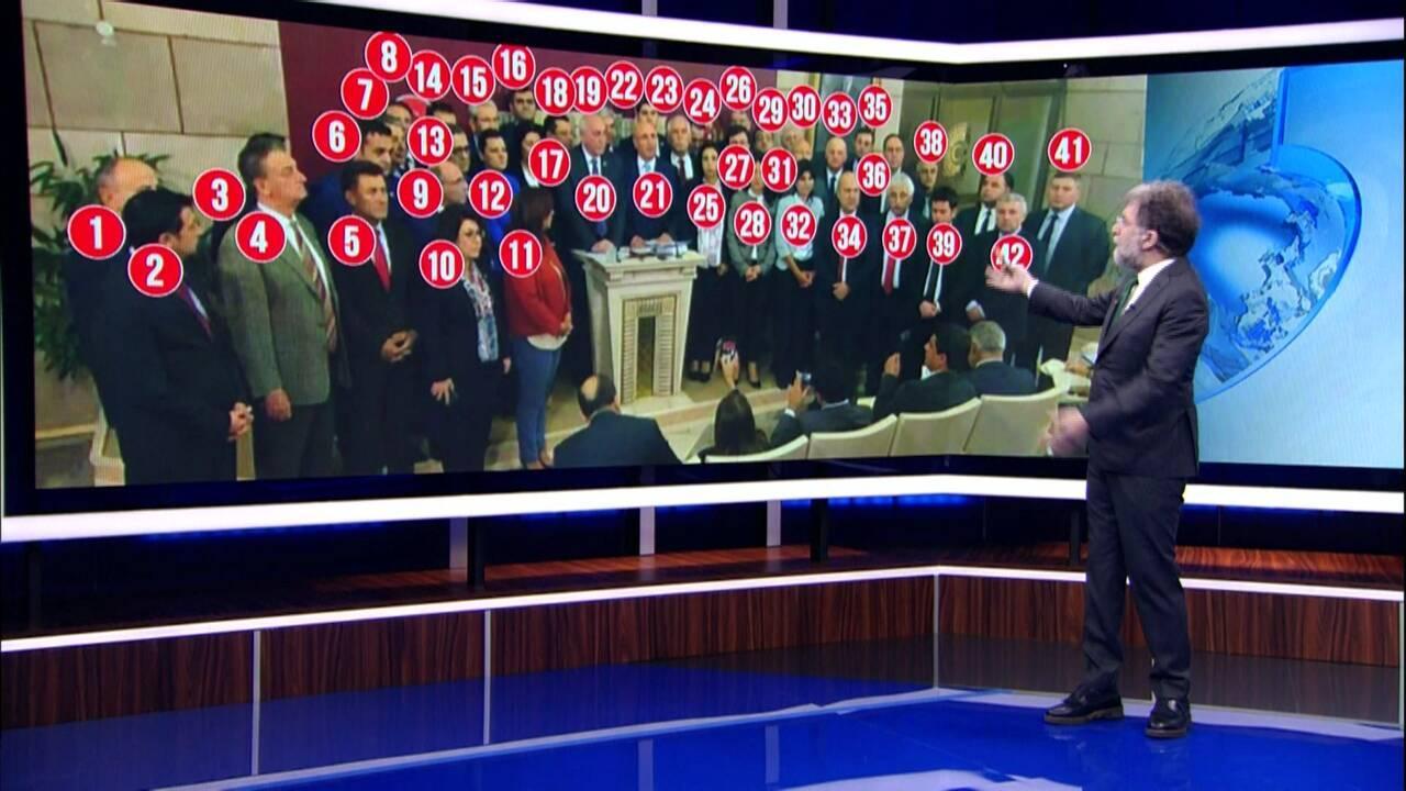 Ahmet Hakan'la Kanal D Haber - 08.11.2017