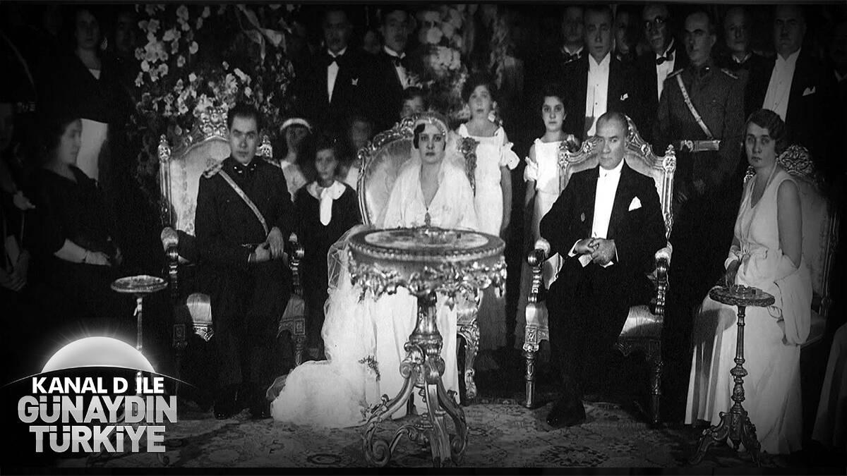 Atatürk'ün az bilinen fotoğrafları!