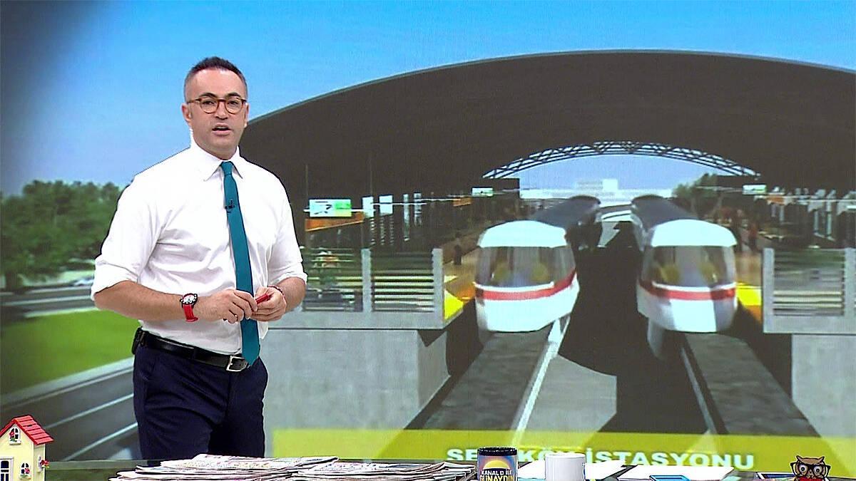 Kanal D ile Günaydın Türkiye - 15.11.2017
