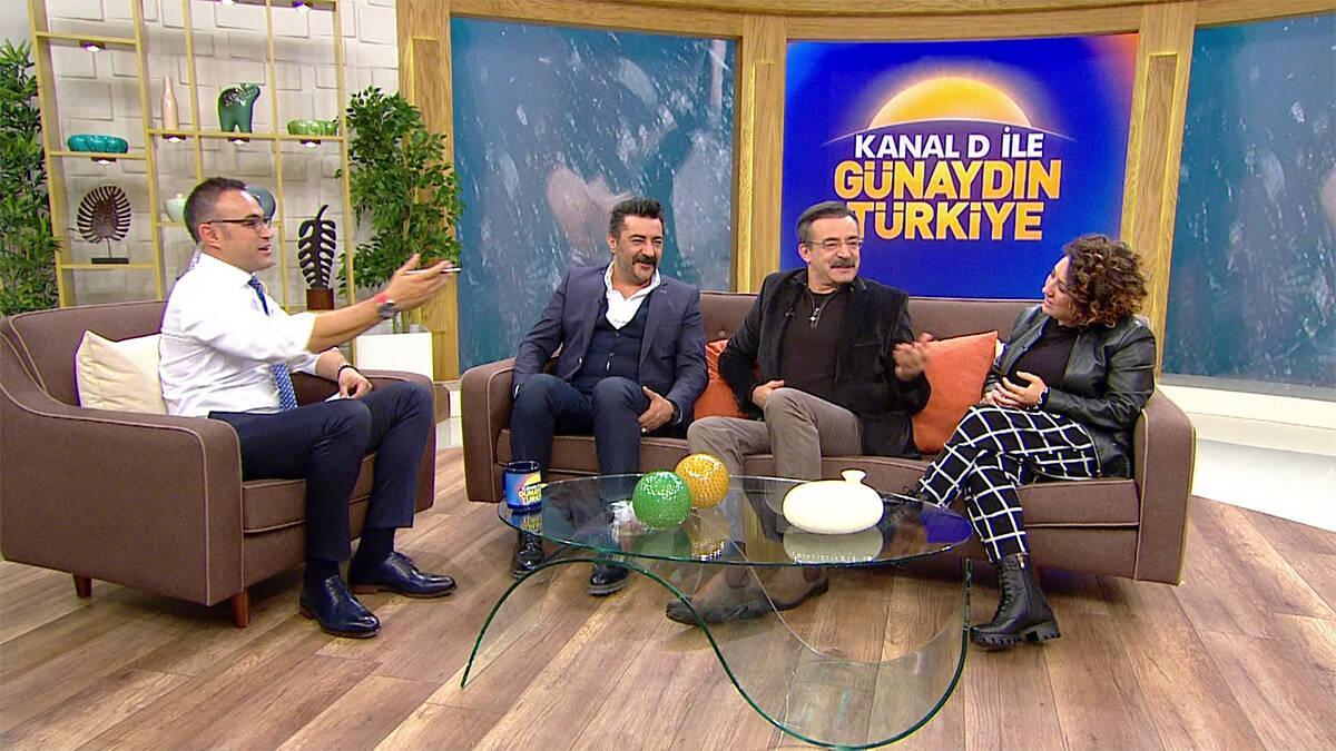 Kanal D ile Günaydın Türkiye - 17.11.2017